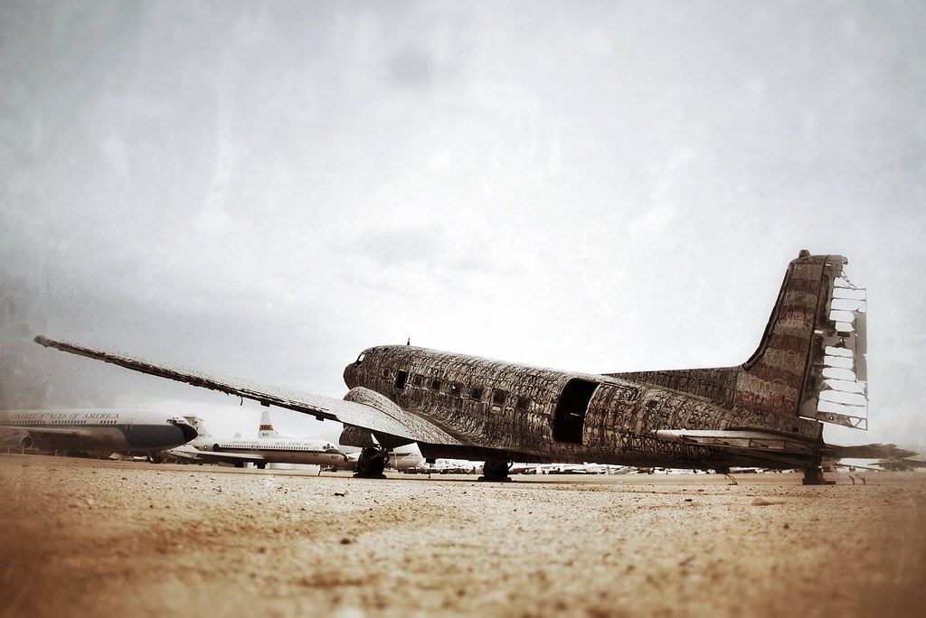 PIMA Air and Space Aircraft Boneyard