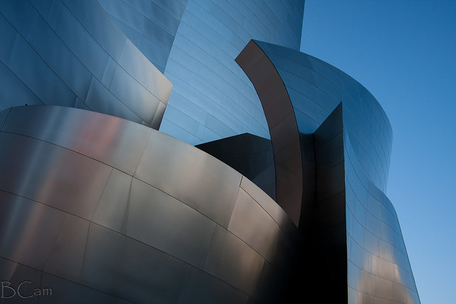 Views of Disney Hall