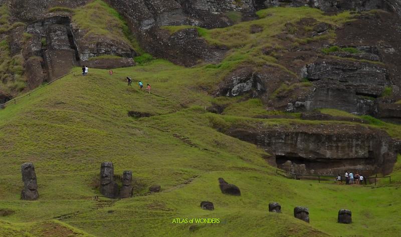 Isla de Pascua Excavaciones