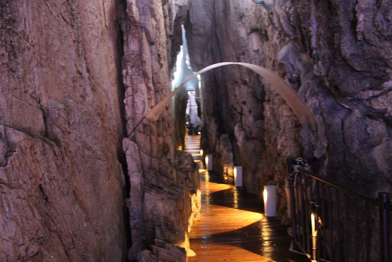 龍泉洞 その1