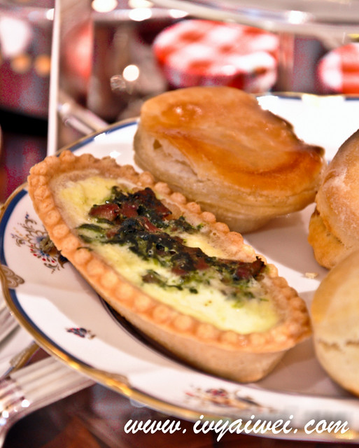 the traditional english afternoon tea   the ritz carlton kl