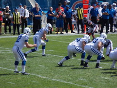Bears v. Colts - September 9, 2012
