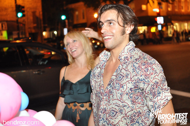 Sep 9, 2012 -Fashion Night Out BYT-20 - Ben Droz