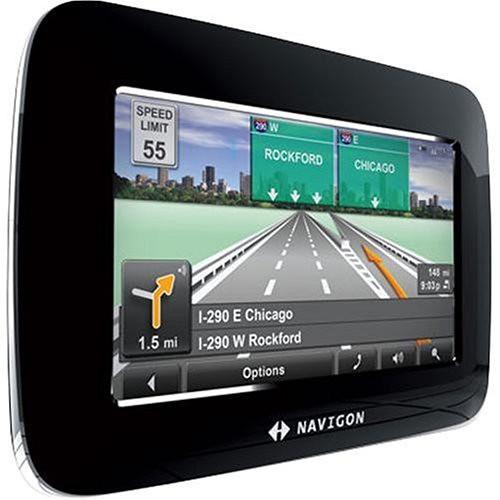 Navigon 7100 4.3Inch Portable GPS Navigator | Reviews Navigon 7100 4.3Inch Portable GPS Navigator