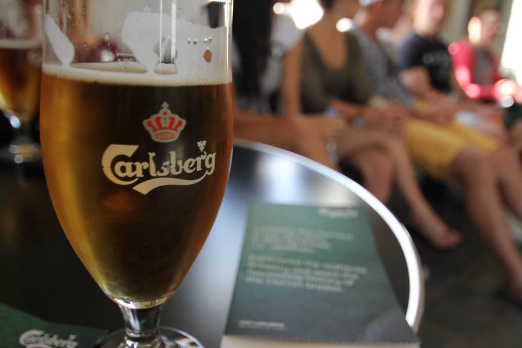 Carlsberg Brewery- Copenhagen, Denmark