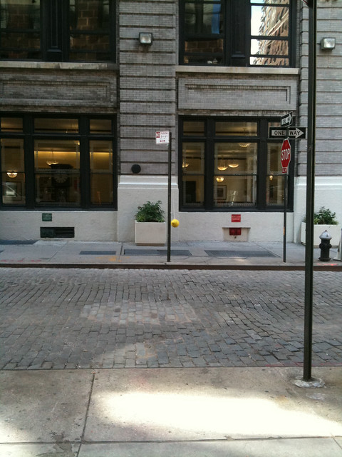 Sidewalk Tetherball