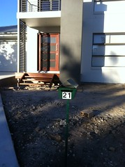 1 completed driveway+letterbox8Sep2012