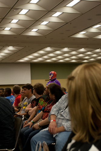 Marvel NOW! Panel: Magneto in the Audience