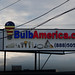 BulbAmerica.com Sign - Long Island City, Queens