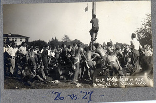 Pole Rush in 1923