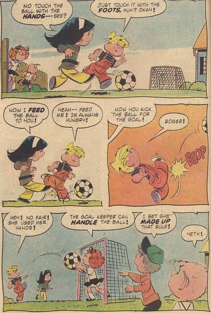 Images Of Dennis The Menace Plays Soccer Flickr Sharing
