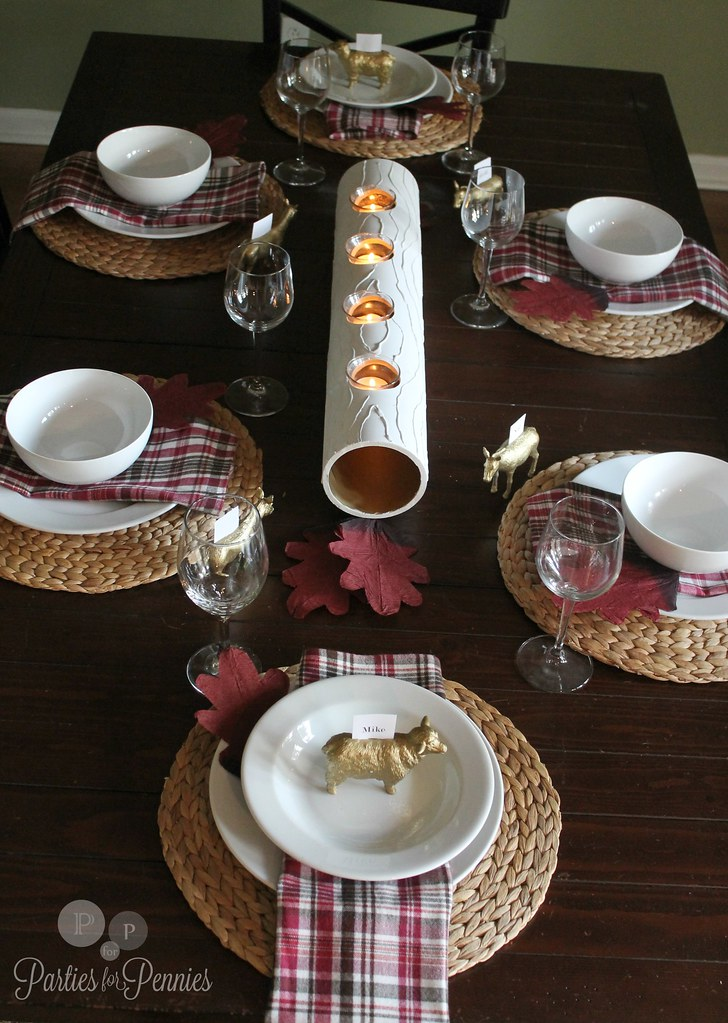 Fall log tablescape - final 6