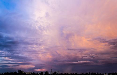 [フリー画像素材] 自然風景, 雲, 嵐, 雨 ID:201209251200