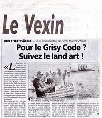 La Gazette (L'Hebdo du Val d'Oise) 12 sept 2012