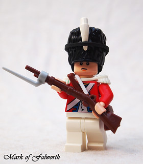Imperial Redcoat Musketeer