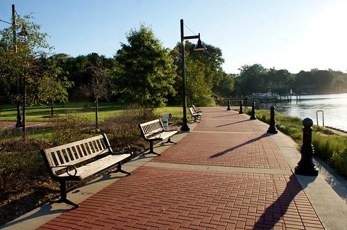 Leonardtown Wharf Park