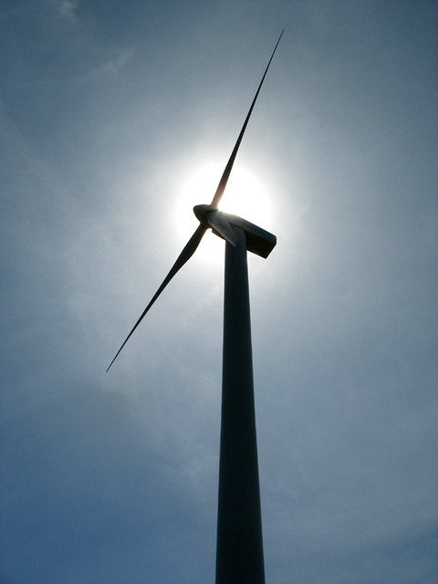 Wind Energy in Sunlight