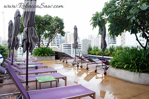 Aloft Bangkok – Sukhumvit 11- Review