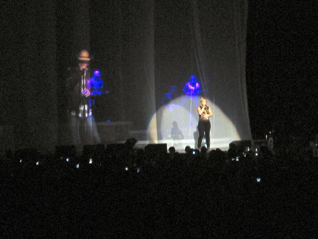 Kelly Clarkson, Nashville 9-15-12
