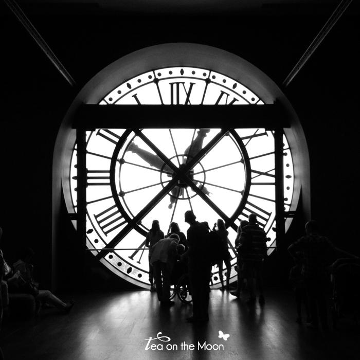 París instragram reloj museo d'Orsey