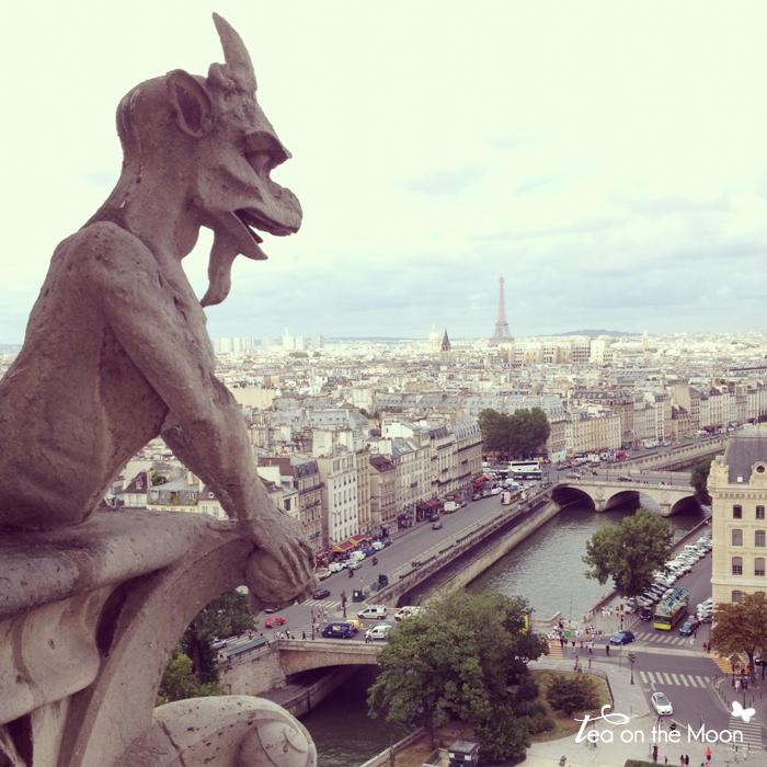 París instragram Nottre Dame