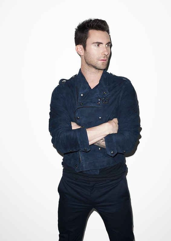 Adam Levine for BENCH
