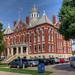 Kingman County Court House