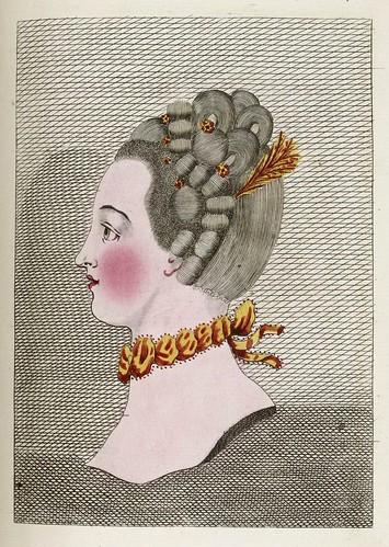 005-L'Art de la Coiffure des Dames Françaises…1767-Monsieur Legros