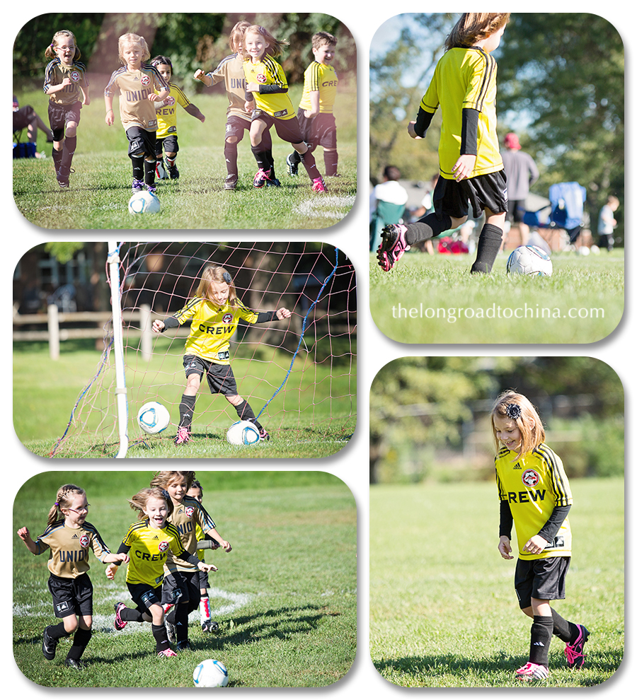 Soccer Collage 2