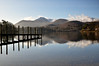DSC_0018 Derwentwater morning by wilkie,j ( says NO to badger cull :(