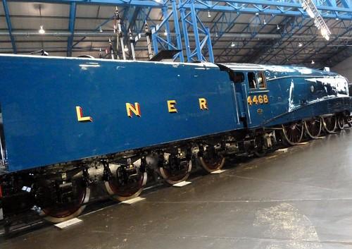 Mallard, Fastest Steam Locomotive
