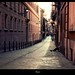 Postcards from Rome - Shady Street