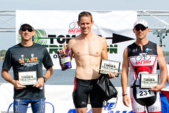 Tomoka Triathlon Top 3 Males