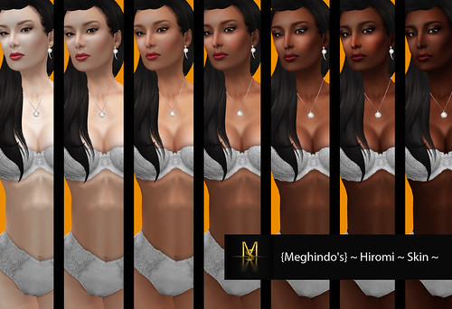 {Meghindo's} ~ Hiromi ~ Released ~ / PoSEsioN Set Pose