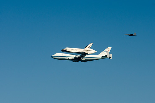 Final flight of Shuttle Endeavour