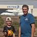 Justin and Me with Endeavour by Kevin Baird