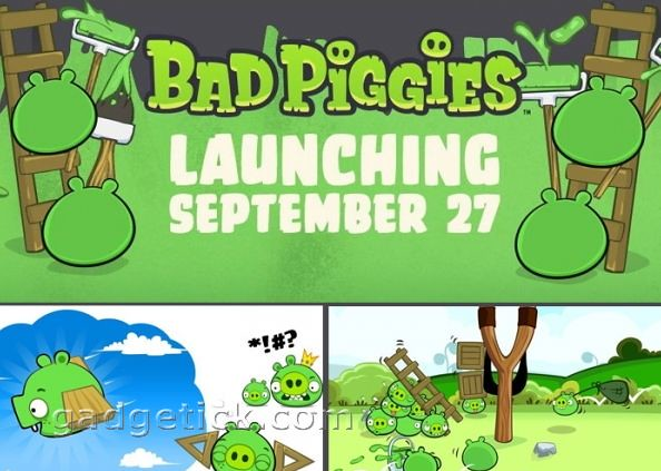 Bad Piggies для PC