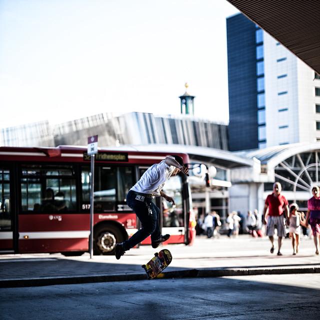 Stockholm Skater