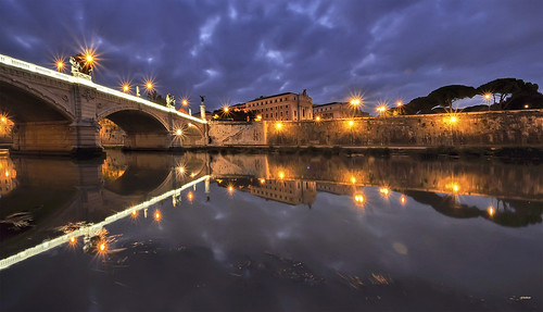 rome roma clouds reflections river stars nuvole fiume tevere riflessi ghostbuster gigi49