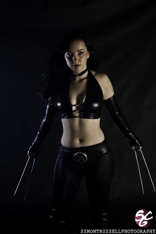 Rose Ryan as X-23