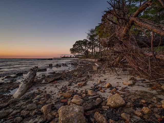 Coastal Entropy