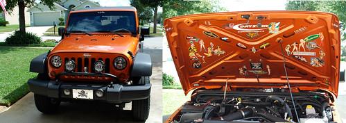 George's Jeep