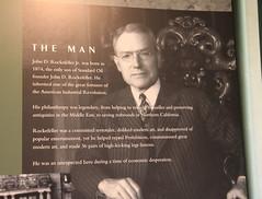 Mr. John Rockefeller