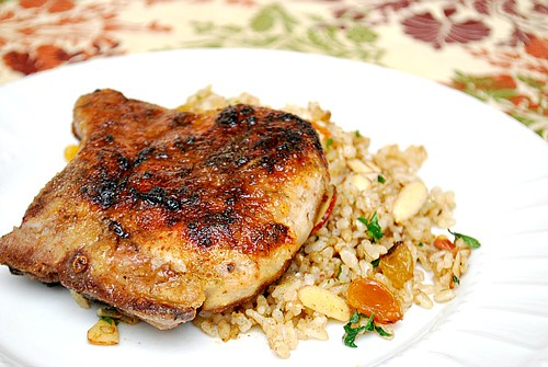What's Cookin, Chicago?: Spiced Rubbed Pork Chops