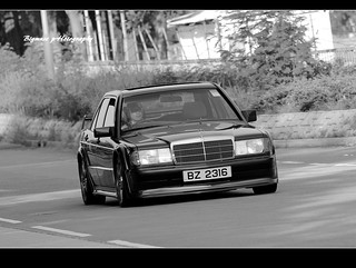 Mercedes Benz 190E 2.3 Cosworth