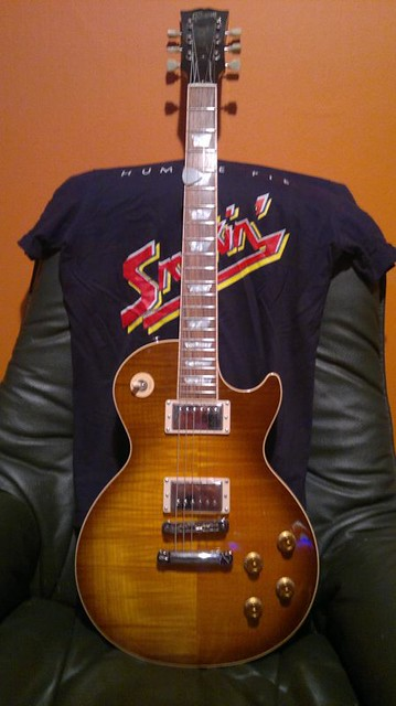 Photo:Gibson  58 By Larry Ziffle