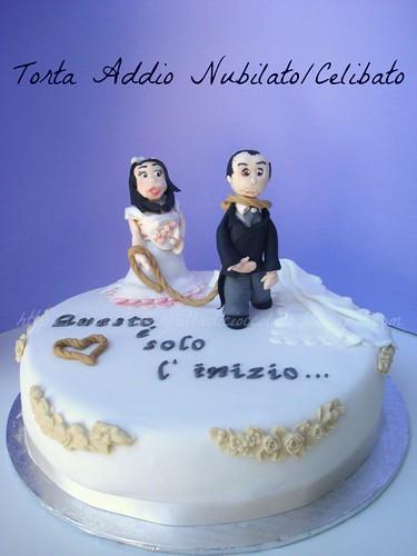 Torta Addio al Nubilato/Celibato