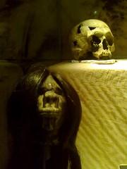 Leeds museum's shrunken head
