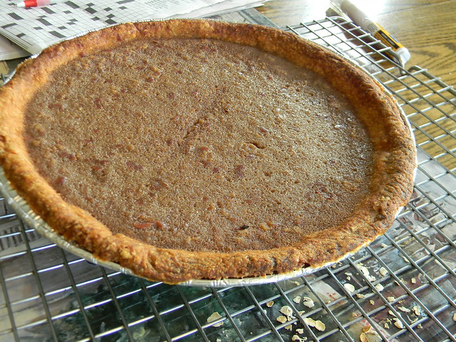 Sweet Red Bean Pie | Flickr - Photo Sharing!