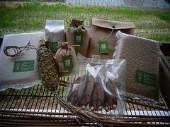 海稻米包裝。(圖片來源:花蓮農改場)